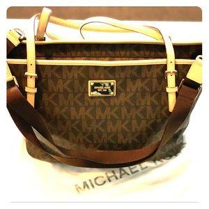Authentic Michael Kors Baby Bag